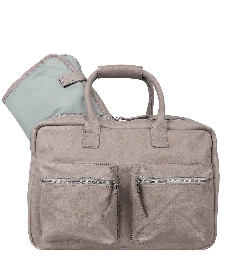 Cowboysbag - Luiertassen - The Diaper Bag - Elephant Grey