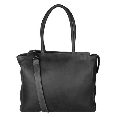 Cowboysbag - Laptoptassen - Laptop Bag Evi 15.6 inch - Black
