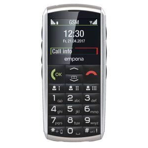 Emporia CLASSIC 2G Mobiele Telefoon Zilver