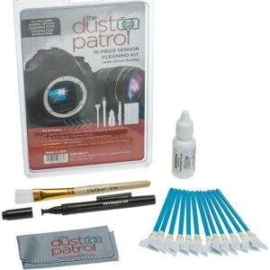 The Dust Patrol Micro 4/3 Cleaning 16 Swabs Kit