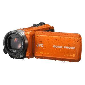 JVC GZ-R445 oranje