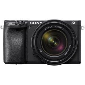 Sony A6400 body zwart + 18-135mm F/3.5-5.6 OSS (ILCE6400MB)