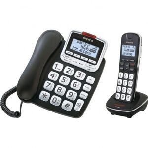 Emporia GD61ABB Draadloze DECT Telefoon + vast toestel