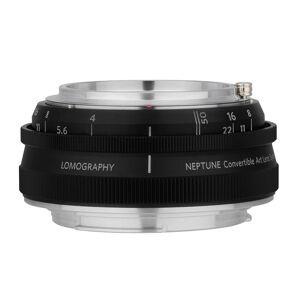 Lomography Neptune Convertible Art Lens System - Lens Base - zwart Nikon F