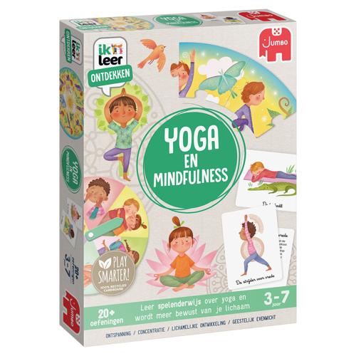Jumbo Ik Leer Ontdekken: Yoga en Mindfulness