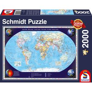 Schmidt Onze Wereld - Puzzel (2000)