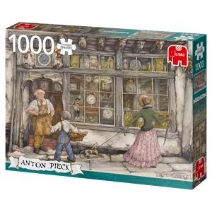 Boosterbox Anton Pieck: De Klokkenwinkel - Puzzel (1000)