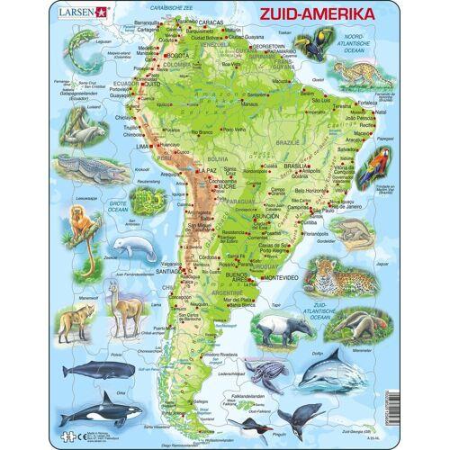 Larsen Puzzel LARSEN: Zuid-Amerika (65)