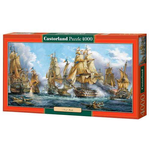 Castorland Copy of Naval Battle - Puzzel (4000)