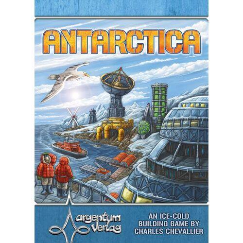 Argentum Verlag Antarctica
