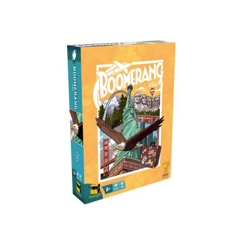 Matagot Boomerang: USA