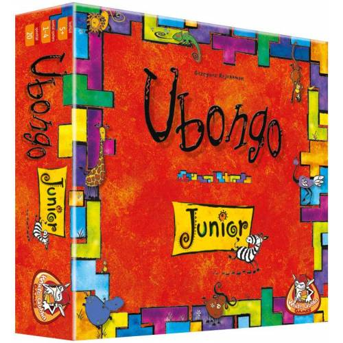 White Goblin Games Ubongo Junior