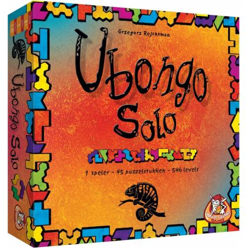 White Goblin Games Ubongo: Solo