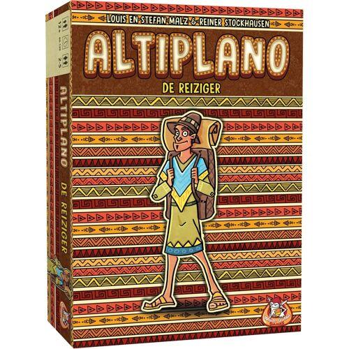 White Goblin Games Altiplano: De Reiziger