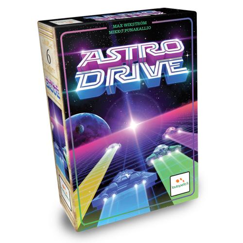 Lautapelit.fi Astro Drive