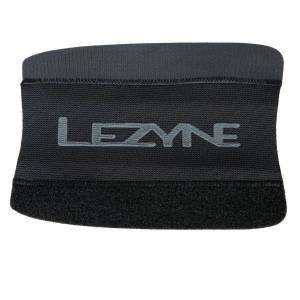 Lezyne smart chainstay protector black large
