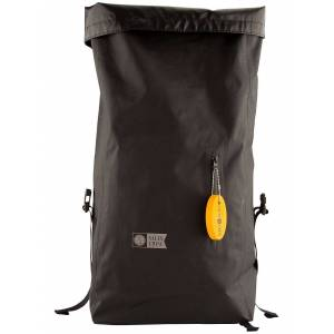 Salty Crew Covert Roll Top Backpack  : black - Size: Uni