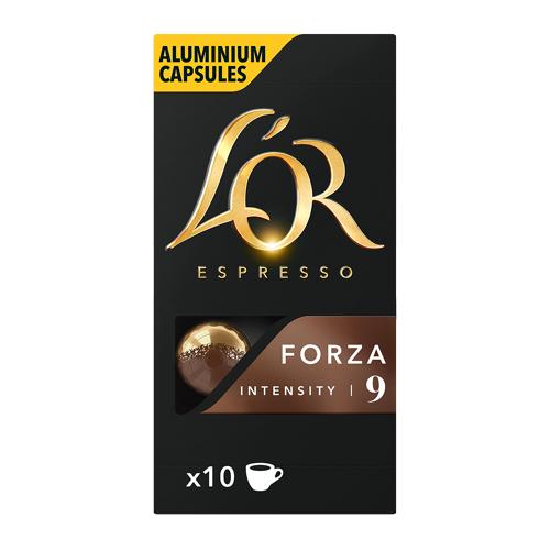 L'OR Espresso - koffiecups nespresso compatible - Forza