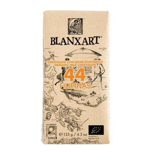 Blanxart - Filipinas 44% chocolade