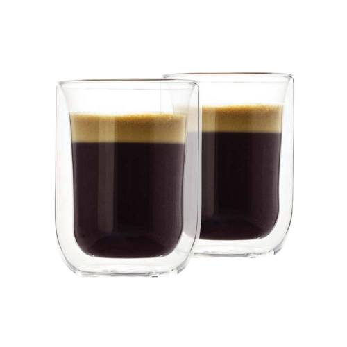Overige Set luxe dubbelwandige glazen (130 ml)