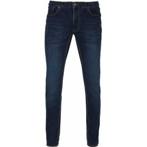 Brax Chuck Denim Jeans Blue  - Blauw - Size: Large