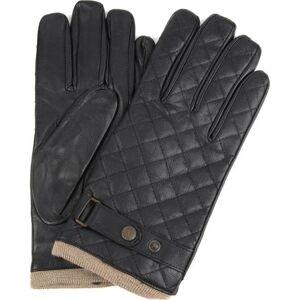 Laimbock Quilted Handschoen Blacos Zwart  - Zwart - Size: 9