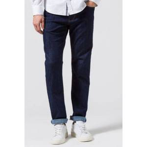 Brax Cooper Denim Jeans Five Pocket  - Blauw - Size: Large