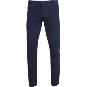 Dockers Alpha Donker Blauw Skinny Tapered Smart 360 Flex  - Blauw - Size: Large