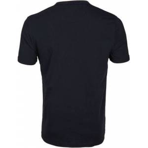Fred Perry Ringer T-Shirt Navy  - Blauw - Size: Extra Large