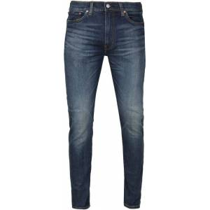 Levi\'s Levi's 512 Jeans Slim Fit Light Denim  - Blauw - Size: Large