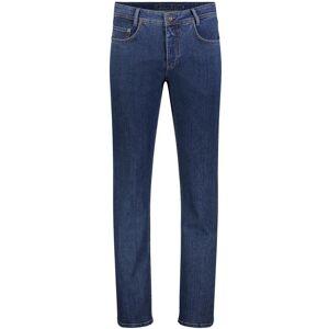 Mac Arne Jeans Light Used Blue  - Blauw - Size: Large
