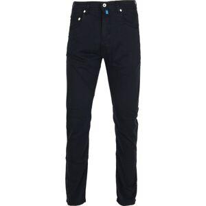 Pierre Cardin Jeans Lyon Future Flex Zwart  - Blauw - Size: Large