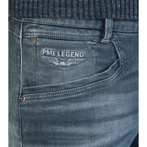 PME Legend Curtis Jeans Donkerblauw  - Grijs - Size: Large