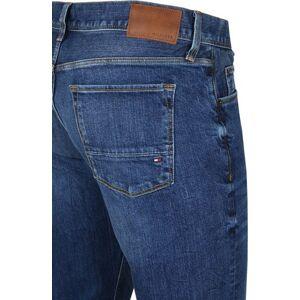 Tommy Hilfiger Core Denton Jeans Indigo  - Blauw - Size: Large