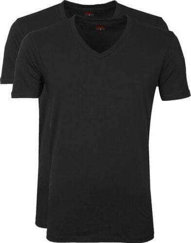 Levi\'s Levi's T-Shirt V-Hals Zw...