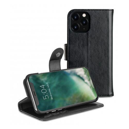 Xqisit Wallet Eman 2 In 1 IPhone 11 Pro Hoesje Zwart