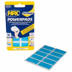 HPX Powerpads 10 stuks