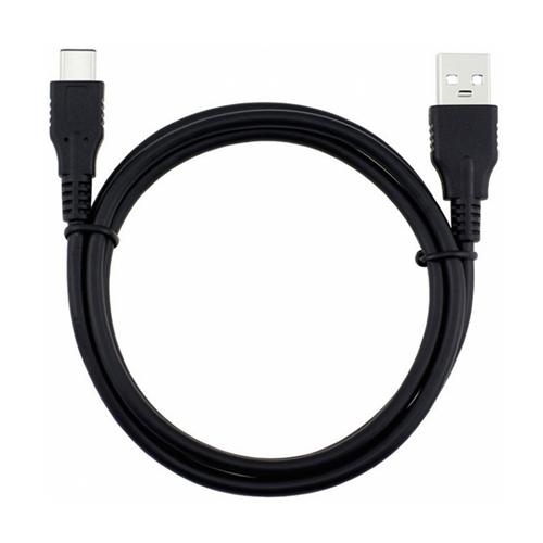 Scanpart Laad+Datakabel USB(M) - USB-C(M) 1m