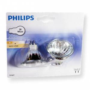 Philips Halogeen Reflector 20W-G5.3