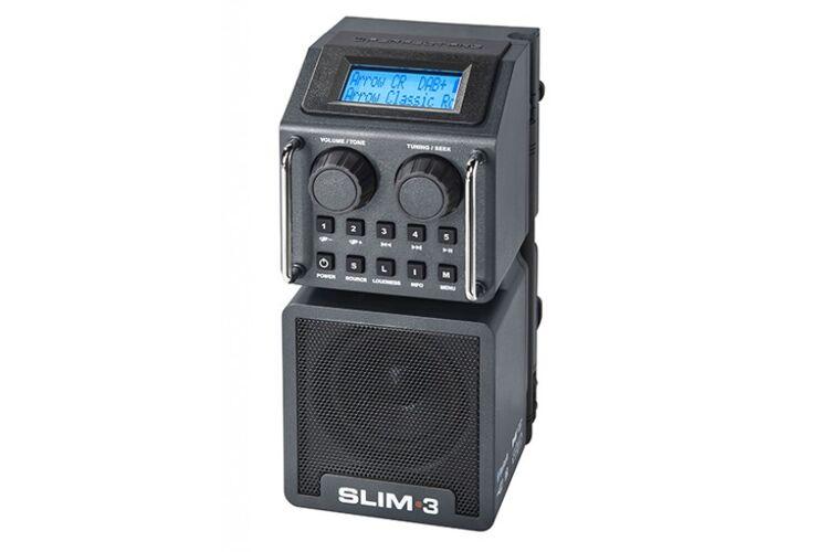 PerfectPro Slim 3 Bouwradio DAB+...
