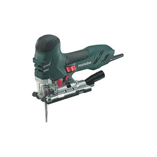 Metabo STE140 Plus Decoupeerzaag 750 Watt 140 mm Quick + Koffer + 20 decoupeerzaagbladen