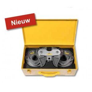 Rems 572060 Persringset Compleet in stalen koffer - M 42 - M 54 en Tussentang Z2