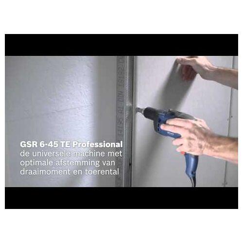 Bosch Blauw GSR 6-25 TE schroevendraaier 0601445000