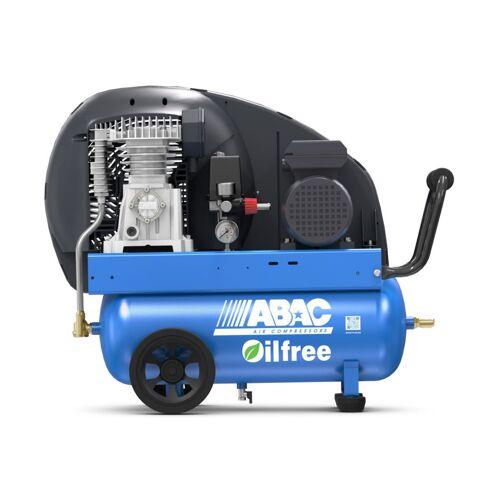 ABAC PRO A29B-0 27 CM2 Zero Compressor 255 L/min 27 ltr. 10 Bar 230 Volt