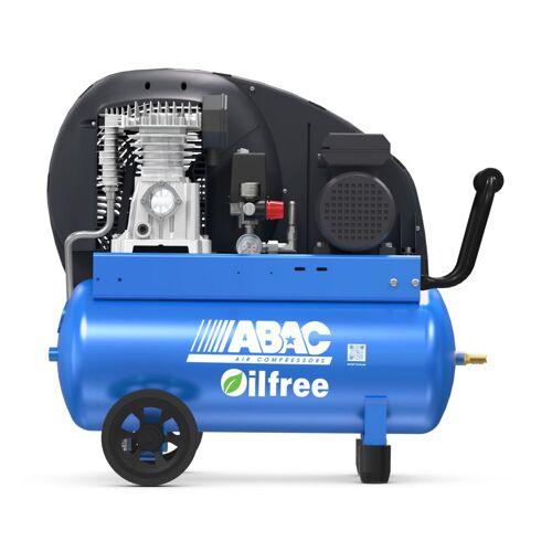 ABAC PRO A29B-0 50 CM3 Zero Compressor 320 l/min 50 ltr. 10 Bar 230 Volt