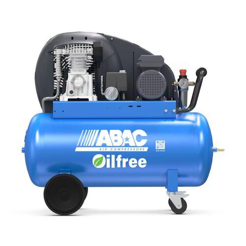 ABAC PRO A29B-0 100 CM3 Zero Compressor 320 l/min 100 ltr. 10 Bar 230 Volt