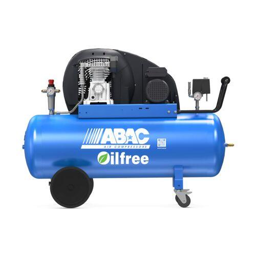 ABAC PRO A29B-0 150 CM3 Zero Compressor 320 l/min 150 ltr. 10 Bar 230 Volt