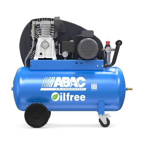 ABAC PRO A39B-0 100 CT3 Zero Compressor 393 l/min 100 ltr. 10 Bar 400 Volt