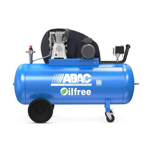ABAC PRO A39B-0 270 CM3 Zero Compressor 393 l/min 270 ltr. 10 Bar 230 Volt