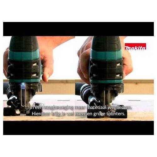 Makita 4351T Decoupeerzaag 580 Watt